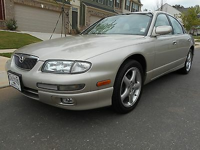 2000 Mazda Millenia S Mazda millenia S Supercharged Loaded Leather CD Runs And Drives Rare only 91k NR