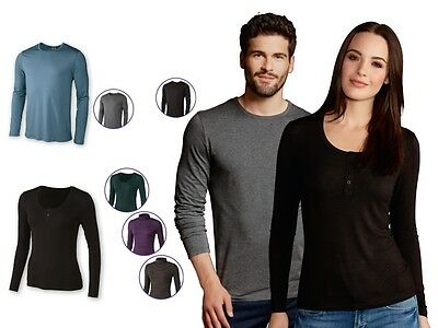 Black  Long Sleeved  Top T-shirt  Size 10-12 NBW  #548