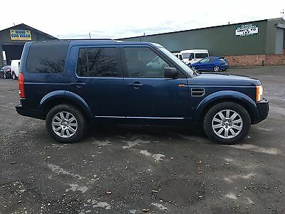 2006 56 Land Rover Discovery Tdv6 Se 7 Seats Spares Repairs