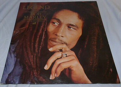Legend - The Best of Bob Marley and The Wailers Vinyl LP