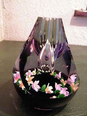 Stunning Limited Edition Mauna Loa Caithness Paperweight 63/100