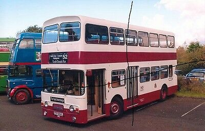 Bus Photo Of A Portsmouth Photograph Picture Of A Leyland Atlantean Alexander B.