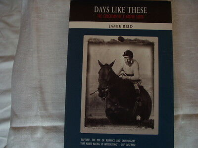 Horse Racing Betting Book Jamie Read Days Like these