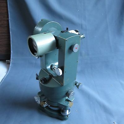 A Vintage Vickers Cooke V22 Theodolite-With Case