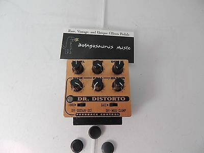 Line 6 Dr. Distorto Distortion Effects Pedal Tonecore  Module Free Shipping!!