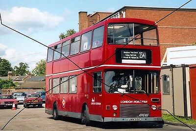 Bus Photo,mcw Metrobus Photograph Picture London Northern Transport