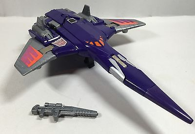 G1 Transformers - 1986 Cyclonus 100% Complete & Great Condition