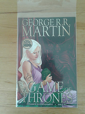 A Game of Thrones Graphic Novel Issue 11 - Dynamite Entertainment 0