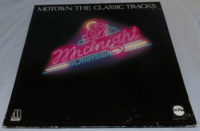 Motown The Classic Tracks : Midnight In Motion 2LP