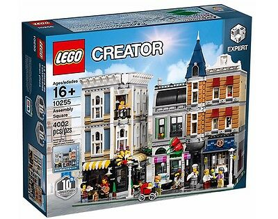 Lego Creator 10255 Assembly Square Modular 10th Anniversary Set VIP Preorder