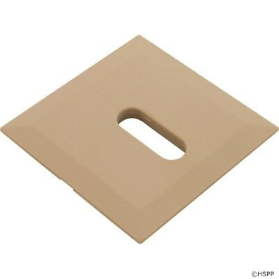 Deck Jet (J-Style) Square Cover Tan