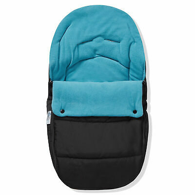 Car Seat  Footmuff / Cosy Toes Compatible with Maxi Cosi Cabrio Pebble Ocean ...