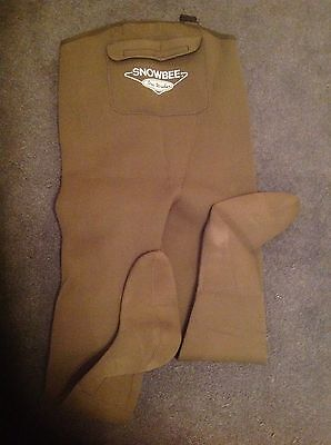 Snowbee Pro Waders Full Length Fishing, Water, Used