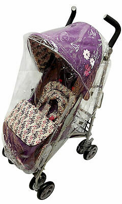 Raincover Compatible with Mamas And Papas Swirl Stroller (142)