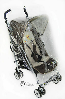 Raincover Compatible with Hauck Shopper 6 Buggy Pushchair (142)