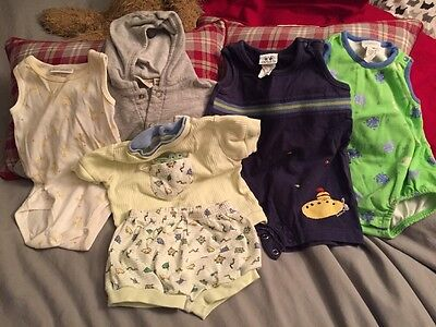 Baby Clothes Unisex Size 3-6 Months Carters