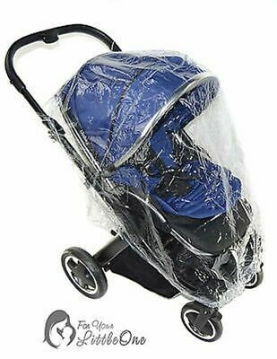 Raincover Compatible With I'Candy Pushchair Cherry Icandy Ventilated 142 New