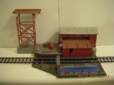 OO Gauge Model Railways operating Timber Yard by Lima, suit Hornby or Triang