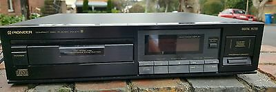 Pioneer Compact Disc CD Player Deck PD-Z71 SR