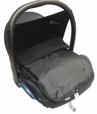 Car Seat  Footmuff / Cosy Toes Compatible with Graco Black