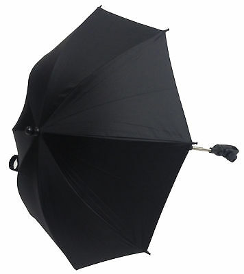 Shop For  Baby Parasol Compatible with Silver Cross Surf Sleepover Pioneer Black