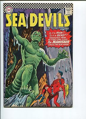 Sea Devils #28   9.0  Vf/nm  Original Owner!  Nice Pages!   Cool Cover!