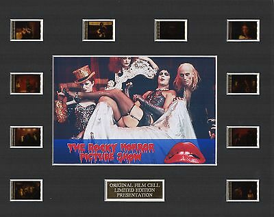 *  The Rocky Horror Picture Show 35mm Film Cell Display *