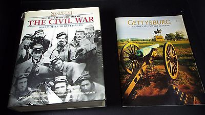 Photographic History of The Civil War Fort Sumter To Gettysburg - 1371 Pages