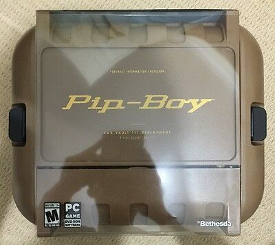 Fallout 4 - Pip-Boy Edition (PC) NEW *AUS Seller*
