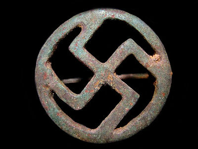 Extremely Rare Type Roman Bronze Fibula+++Only For Collectors+++