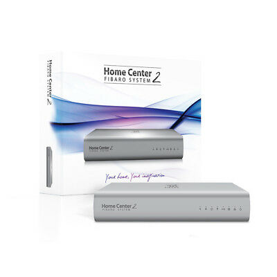 FIBARO Home Center 2 System Z-Wave Controller | DIY Wireless Home Automation
