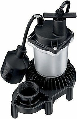 Flotec 1/3 HP Submersible Sump Pump  FPZS33T High-Output Performance