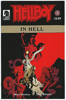 Comic Book Hellboy in Hell Issue #2 NM - Mike Mignola Dark Horse