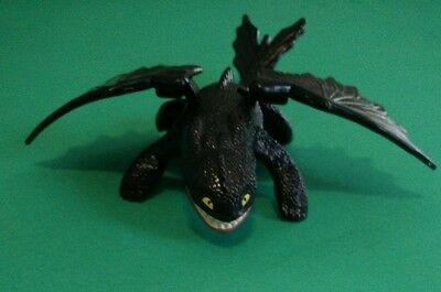 mcdonalds happy meal toys how to train your dragon toothless figurine/toy