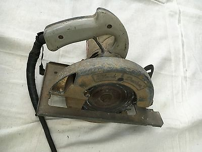 Vintage Black And Decker Power Circular Saw 6''