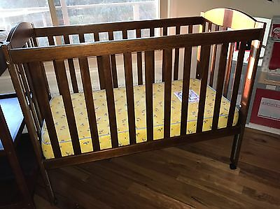 Childcare Timber Cot