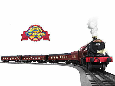 LIONEL 6-83620 - HARRY POTTER Hogwarts LionChief Train Set - 2016 BRAND NEW