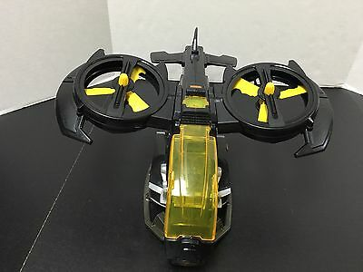 Fisher Price Hero World DC Super Friends Voice Command Batwing Helicopter