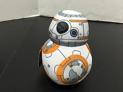 Star Wars The Force Awakens BB-8 Plush 6 Inch New With Tags