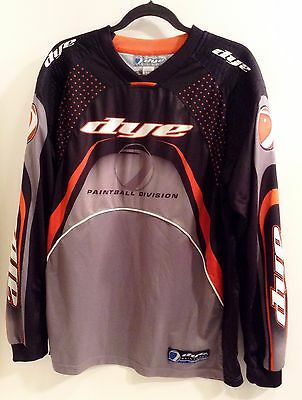 Dye Core Division Paintball Jersey XL Extra Large