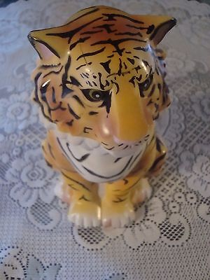 Bengal Tiger Beer Stein Greatest Show On Earth Ringling Bros Circus Souvenir Cup