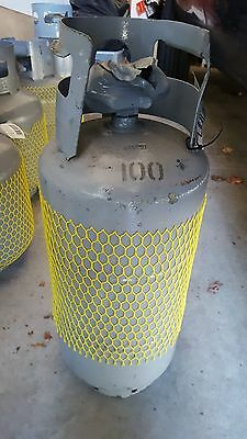 Refrigerant Recovery Reclaim Cylinder Tank - 40lb Pound NEW