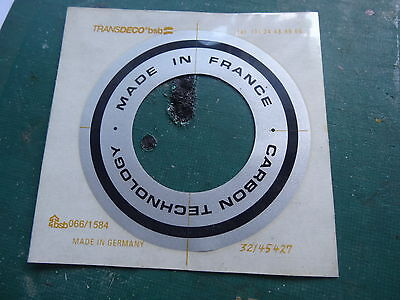 NOS Corima Carbon Bicycle Cycling Bike Wheel Stickers Project Restore Rebuild