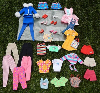 1990's - 2000's Little LOT of Barbie Doll Clothes & Shoes  - All Like New
