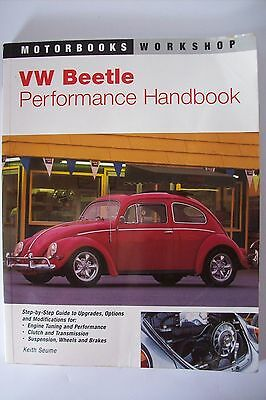 MOTORBOOKS Workshop: VW Beetle Performance Handbook