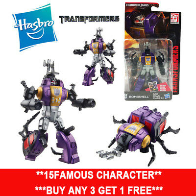 Hasbro Transformers Generations Combiner Wars Bombshell Robot Action Figures Toy