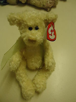 TY ATTIC TREASURE - MARIGOLD - JOINTED TEDDY - 3rd GENERATION - AUTHENTIC MWMTS