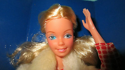 1982 Horse Lovin Barbie Mint on Card -no box- Superstar Western boots complete