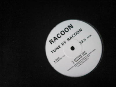 RACOON Tune By Racoon 12""
