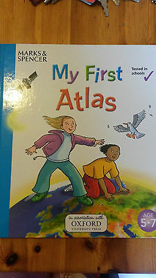 Marks and Spencer My First Atlas